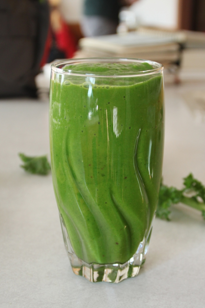 5 Reasons to Drink GreenSmoothies