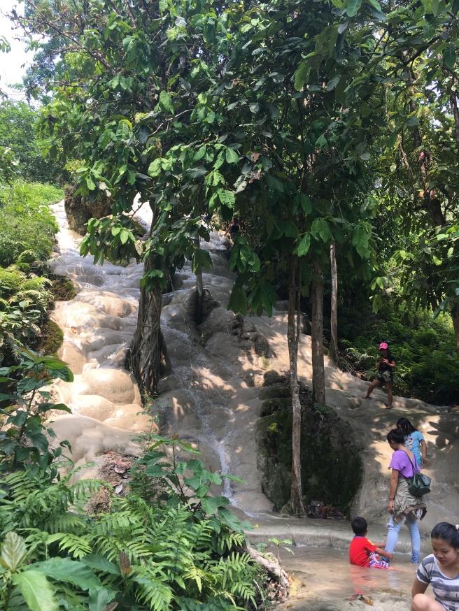 Sticky Waterfalls 5